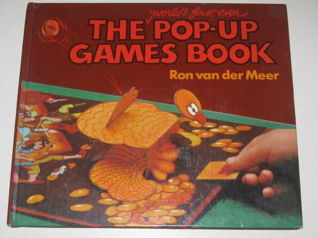 Image for The World's First Ever Pop-Up Games Book