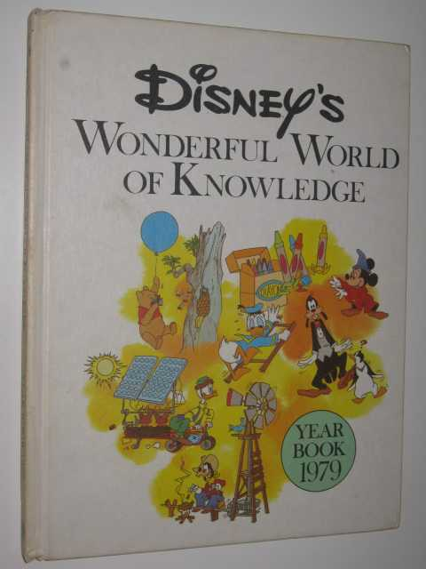 Image for Disney's Wonderful World of Knowledge Year Book 1979