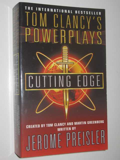 Image for Cutting Edge - Tom Clancy's Power Plays Series #6