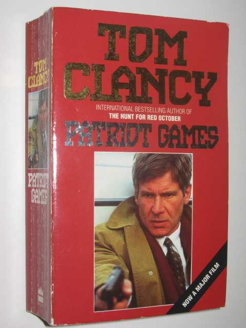 Image for Patriot Games - Jack Ryan Series #2