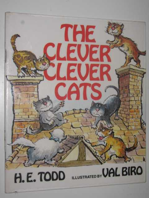 Image for The Clever Clever Cats