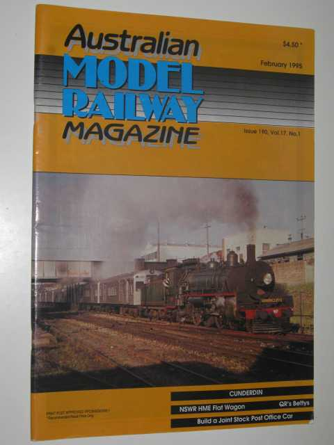 Image for Australian Model Railway Magazine February 1995 : Issue 190, Vol. 17. No 1
