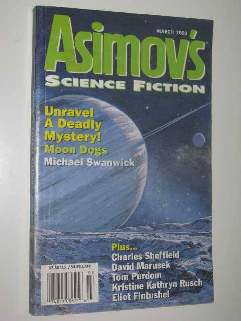 Image for Asimov's Science Fiction March 2000 : Vol. 24, No. 3