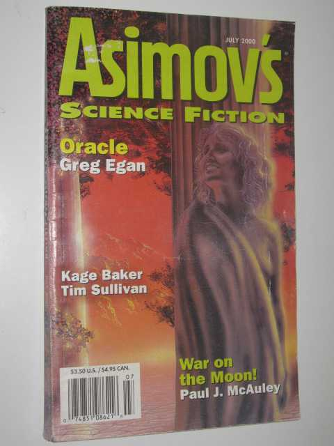 Image for Asimov's Science Fiction July 2000 : Vol. 24, No. 7
