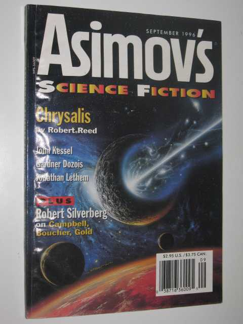 Image for Asimov's Science Fiction September 1996 : Vol. 20, No. 9