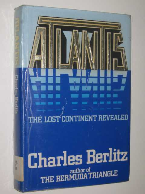 Image for Atlantis: The Lost Continent Revealed