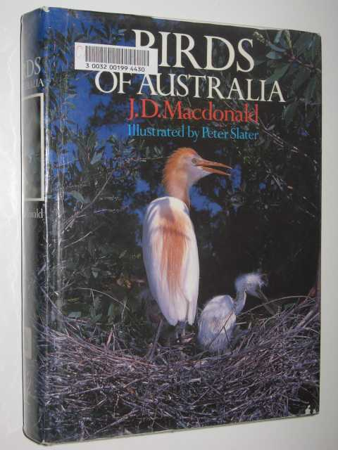 Image for Birds of Australia : A Summary of Information