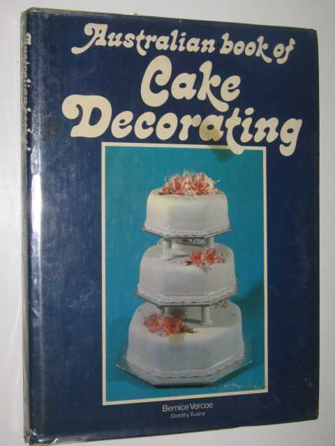Image for Australian Book of Cake Decorating