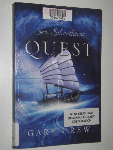 Image for Sam Silverthorne: Quest