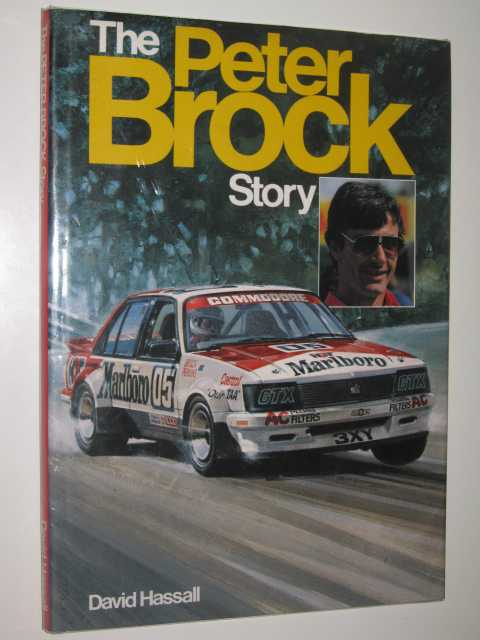Image for The Peter Brock Story