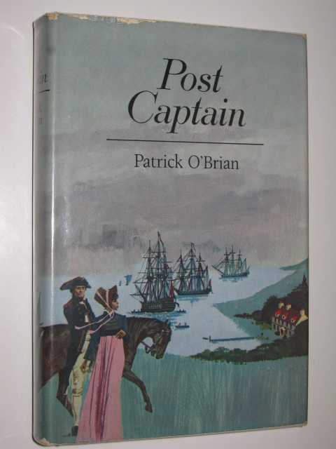 Image for Post Captain - Jack Aubrey Series #2