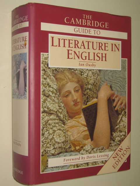 Image for The Cambridge Guide to Literature in English