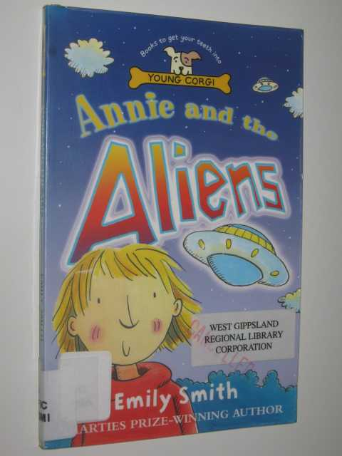 Image for Annie And The Aliens
