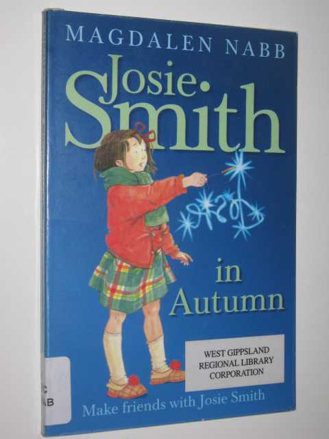 Image for Josie Smith In Autumn