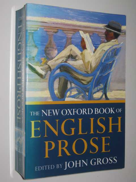 Image for The New Oxford Book of English Prose