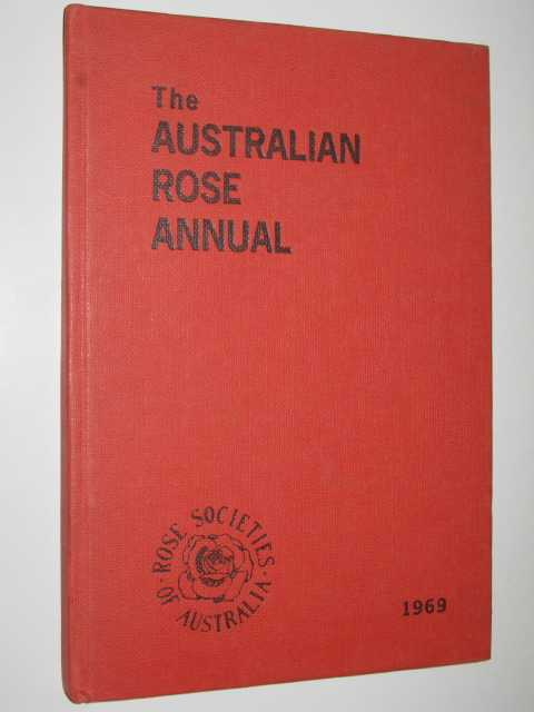 Image for The Australian Rose Annual for 1969