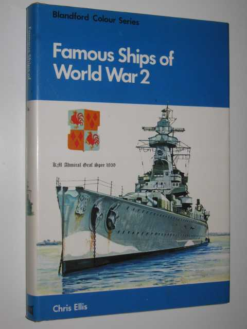 Image for Famous Ships of World War 2