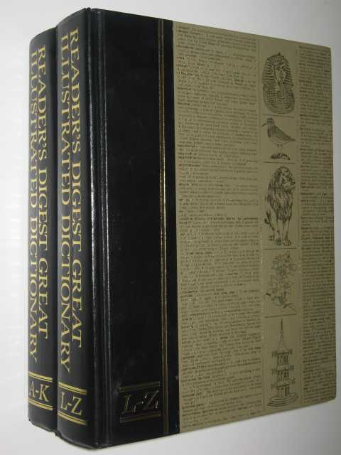 Image for Reader's Digest Great Illustrated Dictionary in Two Volumes