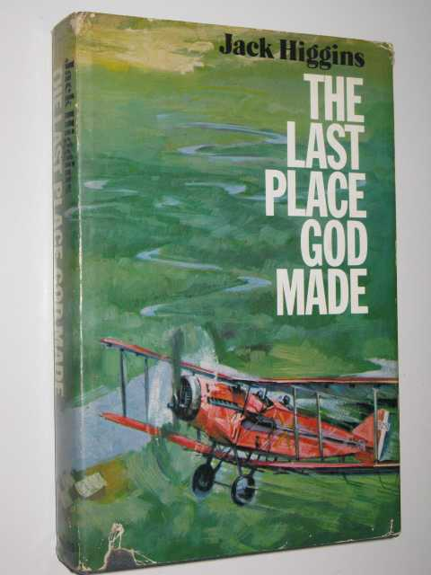 Image for The Last Place God Made