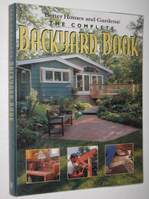 Image for The Complete Backyard Book