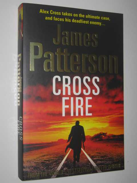 Image for Cross Fire - Alex Cross Series #17