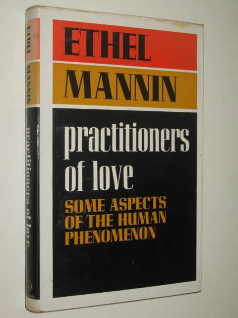 Image for Practitioners of Love : Some Aspects of the Human Phenomenon