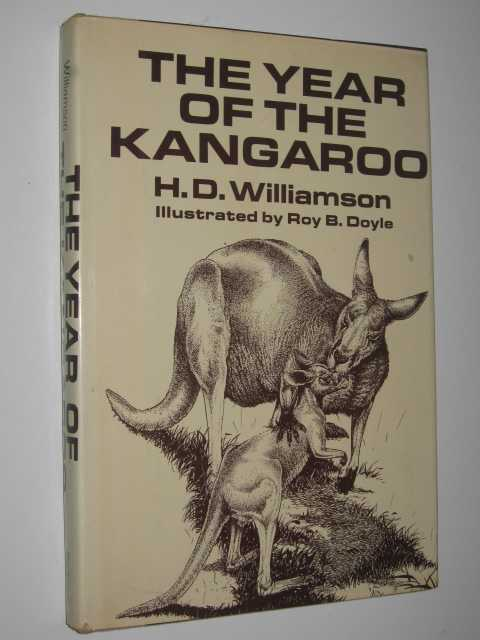 Image for The Year of the Kangaroo