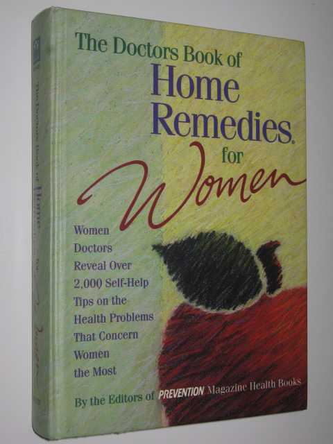 Image for The Doctors Book of Home Remedies for Women