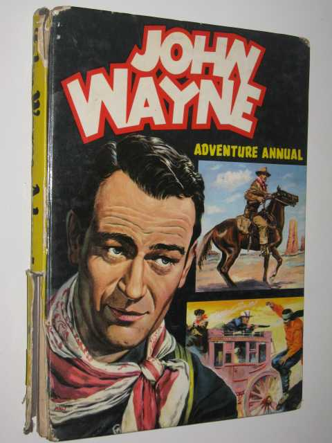 Image for John Wayne Adventure Annual
