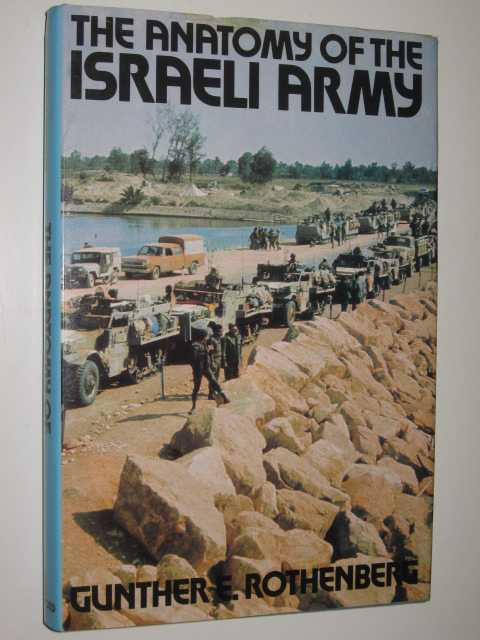 Image for The Anatomy of the Israeli Army