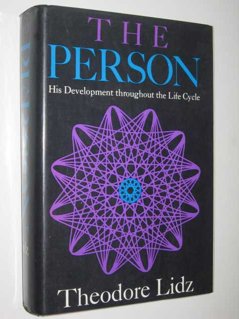 Image for The Person : His Development Throughout the Life Cycle