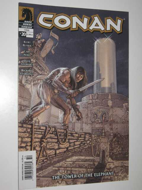 Image for The Tower of the Elephant - Conan Series #20