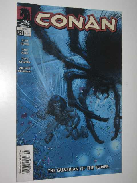 Image for The Guardian of the Tower - Conan Series #21