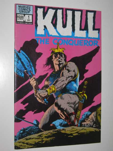 Image for Kull the Conqueror Vol 1 #1