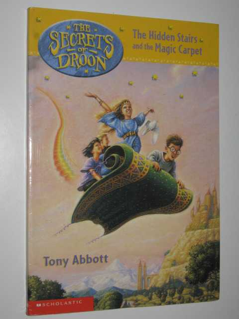 Image for The Hidden Stairs and the Magic Carpet - Secrets of Droon Series #1