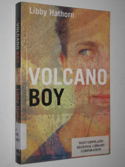 Image for Volcano Boy