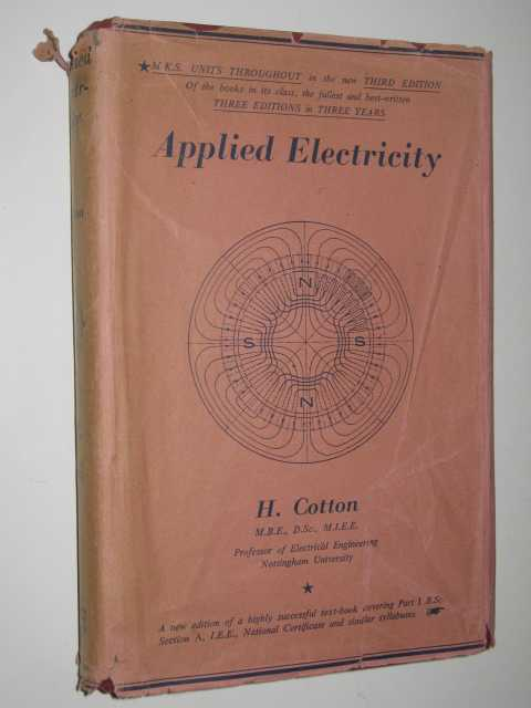 Image for Applied Electricity