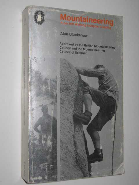 Image for Mountaineering : From Hill Walking to Alpine Climbing