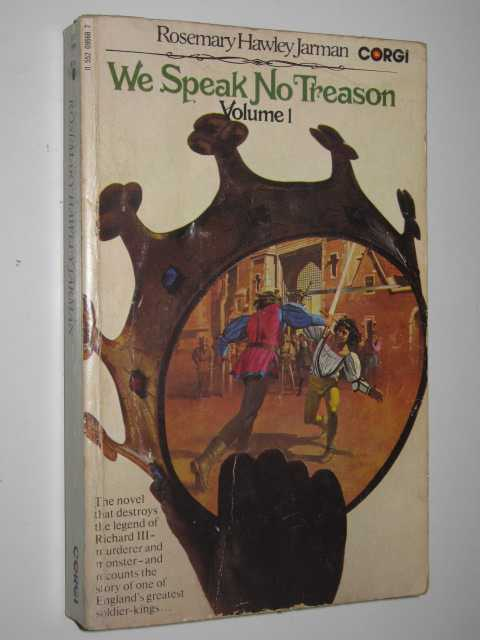 Image for We Speak No Treason Volume 1