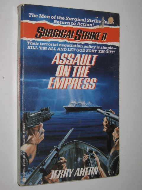 Image for Assault On The Empress - Surgical Strike II Series