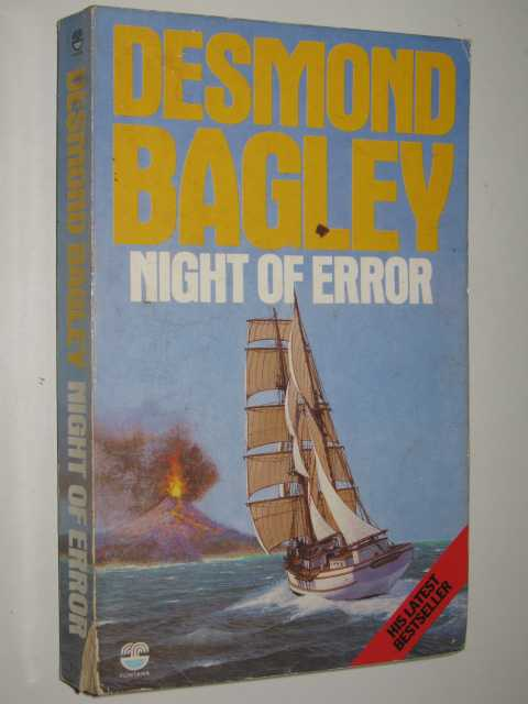 Image for Night Of Error
