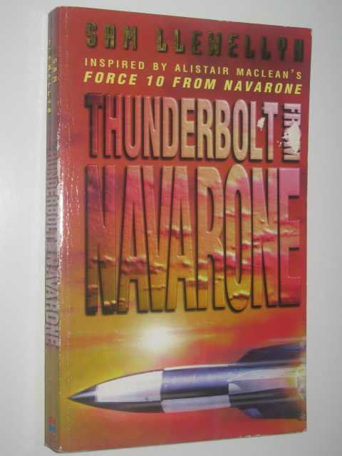 Image for Thunderbolt From Navarone