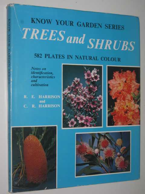 Image for Trees and Shrubs : Know Your Garden Series