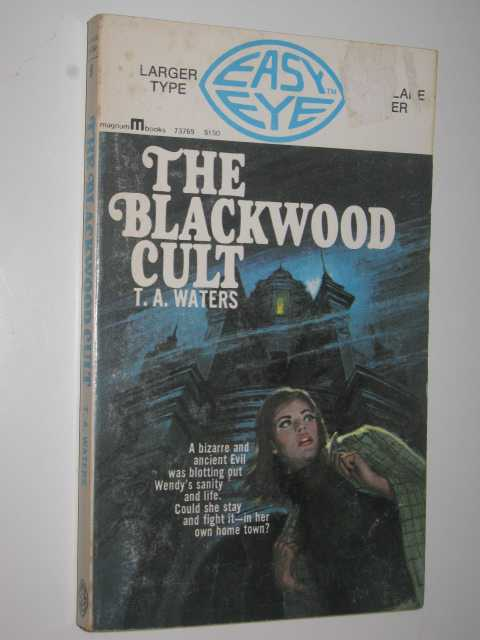 Image for The Blackwood Cult