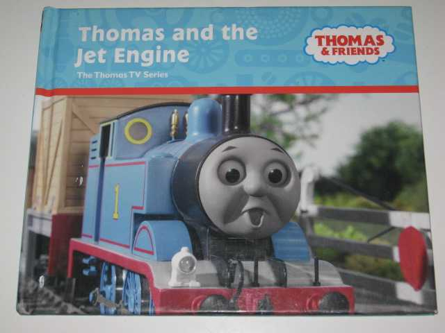 Image for Thomas and the Jet Engine : Thomas & Friends