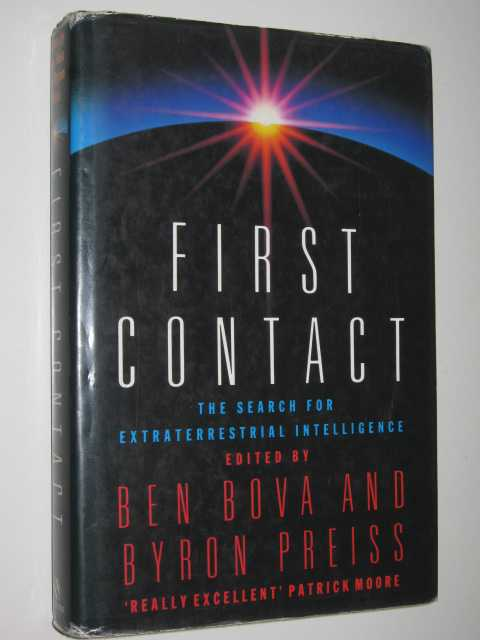 Image for First Contact : The Search for Extraterrestrial Intelligence