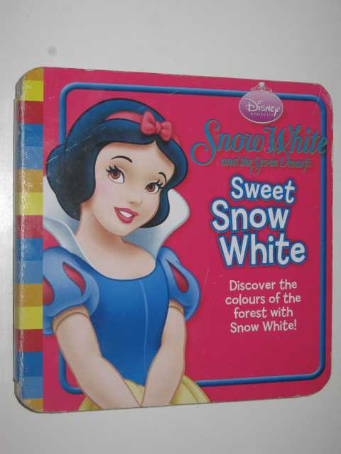 "Image for Disney ""Snow White"": Sweet Snow White"