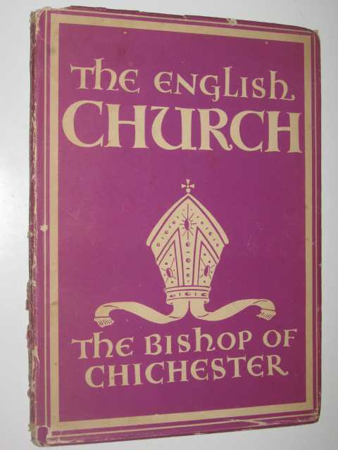 Image for The English Church - Britain in Pictures Series