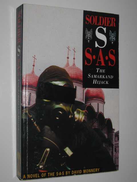 Image for The Samarkand Hijack - Soldier S: SAS Series