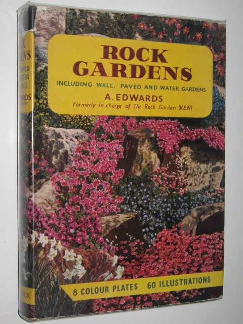 Image for Rock Gardens : How to Plan and Plant Them